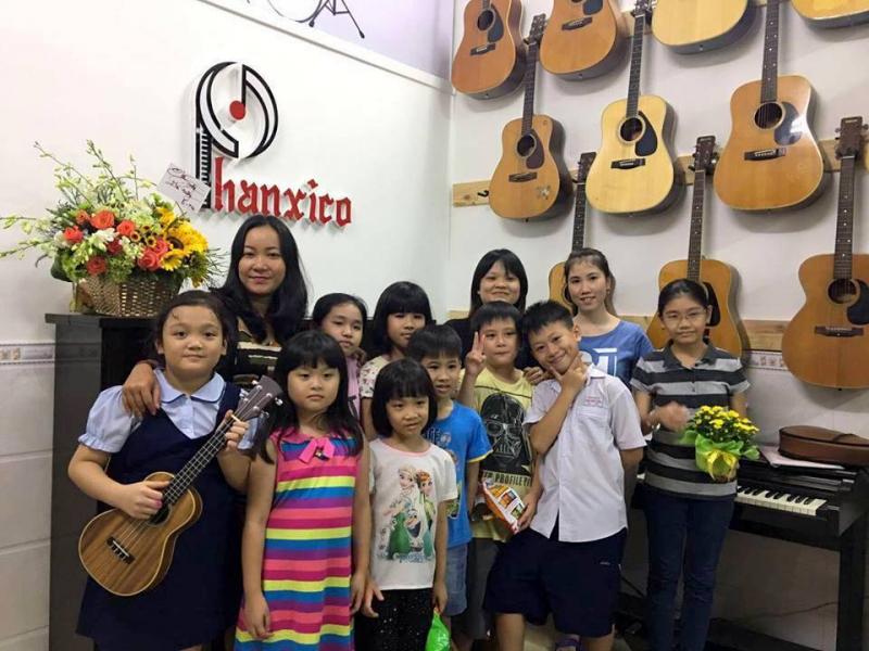 Trung tâm âm nhạc Phanxico - Vườn ươm cho những tài năng trẻ.
