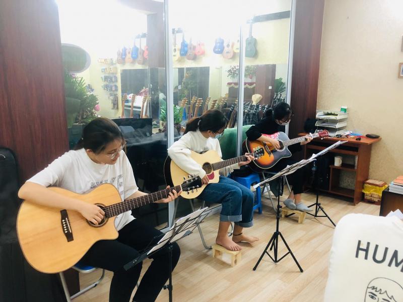 Trung tâm Âm Nhạc Smile Music