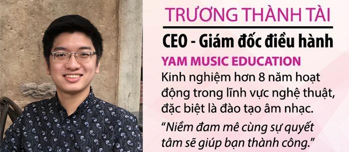 Giám đốc điều hành Yam