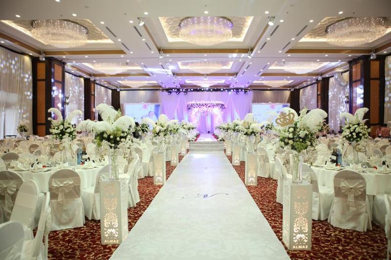 Top 5 Nhà hàng tổ chức tiệc cưới nổi tiếng tại quận Thanh Xuân, Hà Nội