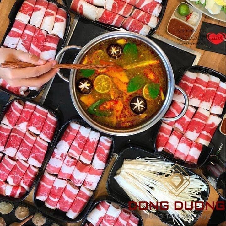 Trung tâm ẩm thực Đông Dương