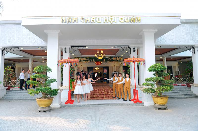 Nam Châu Hội Quán