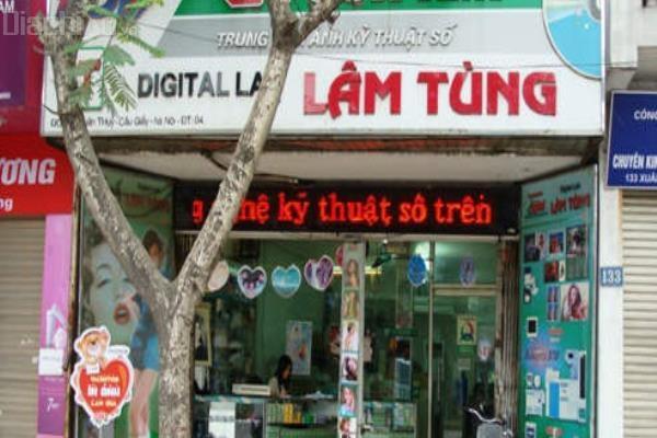 Hình ảnh trung tâm ảnh kts Lâm Tùng từ năm 2009