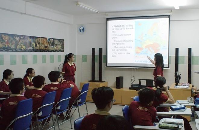 Trung tâm Anh ngữ Á Châu
