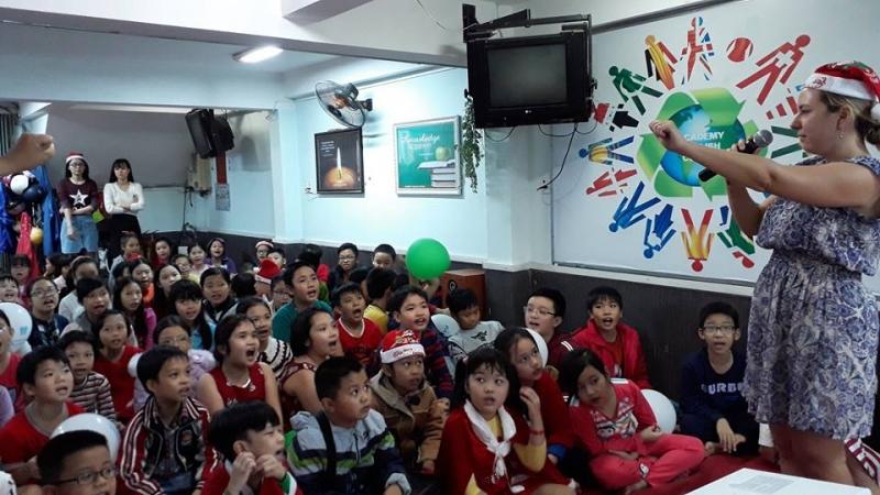 Trung tâm anh ngữ Academy Đà Nẵng