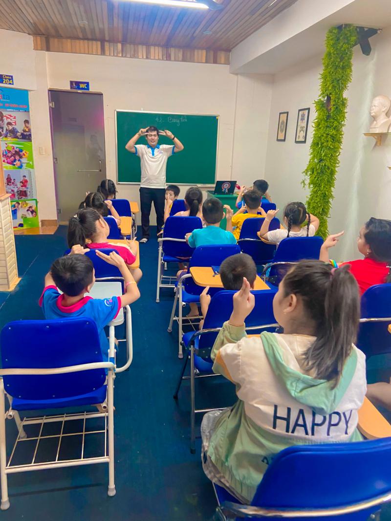 Phương pháp học tại AMA Đắk Nông