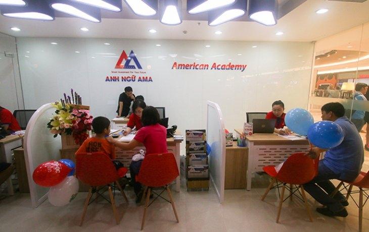 Trung tâm Anh ngữ AMA Aeon