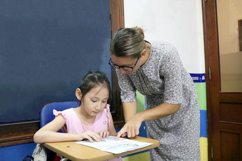 Mô hình học Active Learning và Mô hình học theo lớp tại AMA sẽ giúp các bạn học viên nắm chắc các kiến thức và kỹ năng để đạt kết quả tốt với bài thi TOEIC và IELTS