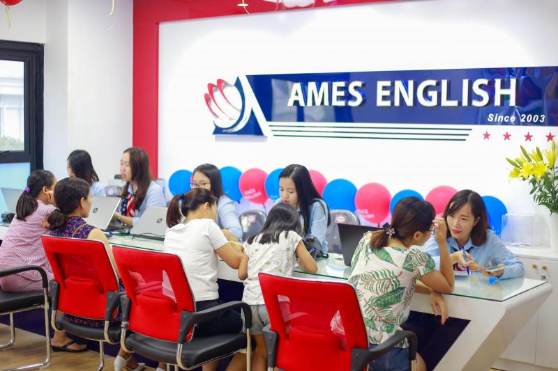 Trung tâm Anh ngữ Ames