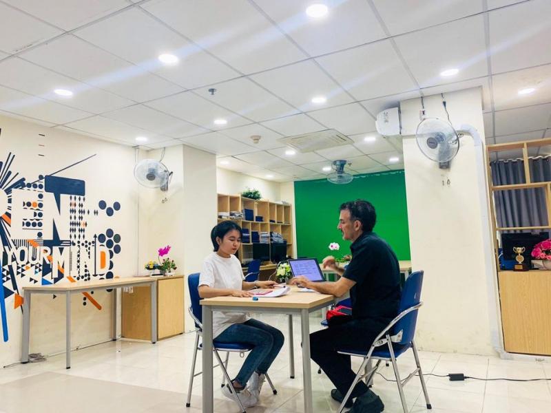 Trung tâm Anh ngữ AMES Đà Nẵng