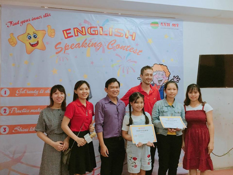 Tại đây các học viên sẽ được học và giao tiếp trực tiếp với người nước ngoài, thúc đẩy quá trình học tập tốt nhất