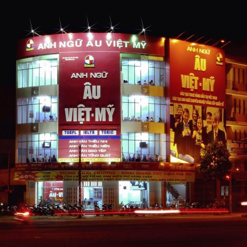 Trung tâm Anh Ngữ Âu Việt Mỹ chi nhánh Cần Thơ