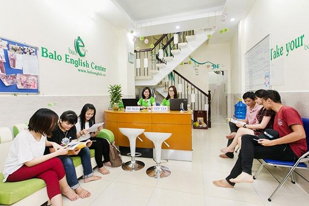 Trung tâm Anh ngữ Balo English