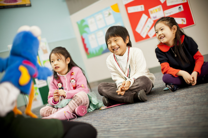 Top 12 trung tâm Anh ngữ dành cho trẻ em được phụ huynh lựa chọn nhiều nhất