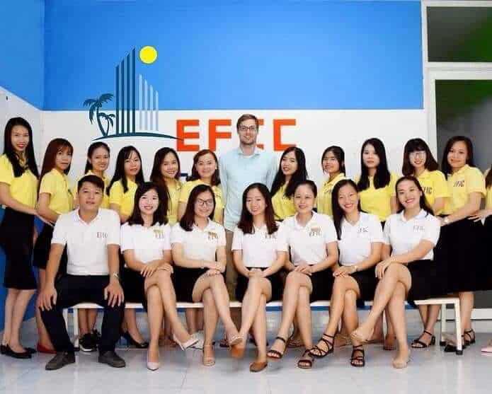 Trung tâm Anh ngữ Efic [
