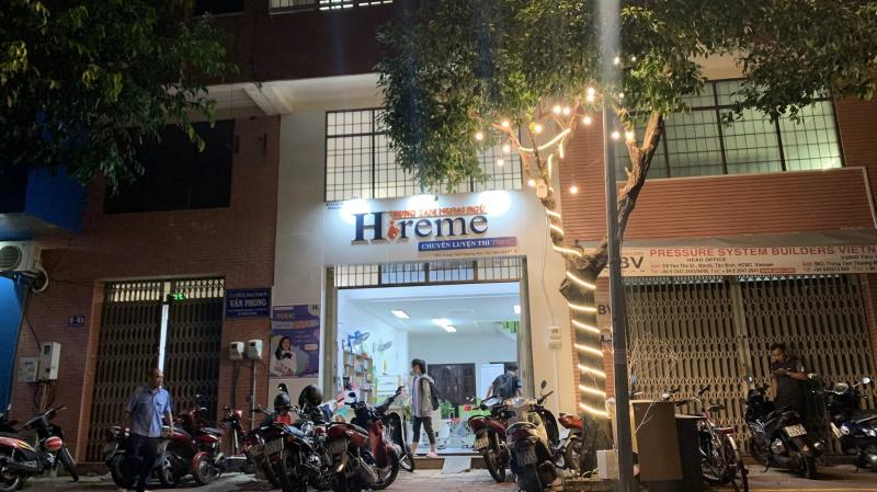 Trung tâm Anh ngữ Hireme