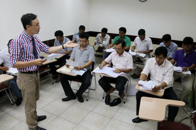 Trung tâm Anh ngữ Hội Việt Mỹ