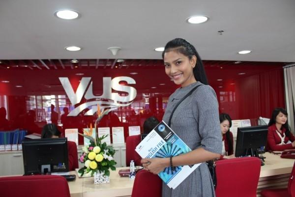 Trung tâm Anh ngữ Hội Việt Mỹ- VUS