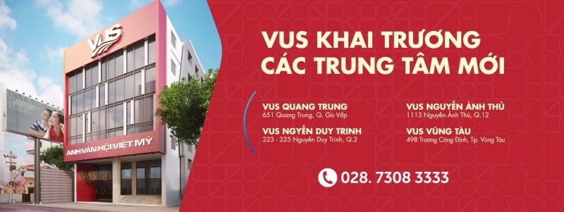 Trung tâm Anh ngữ Hội Việt Mỹ (VUS)