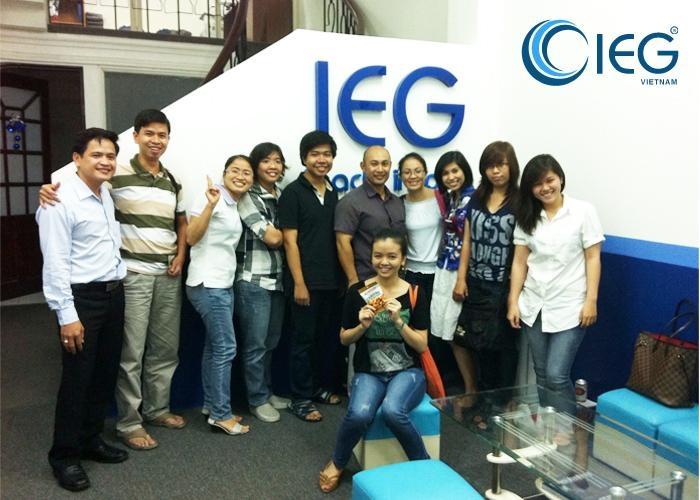 Trung tâm anh ngữ IEG