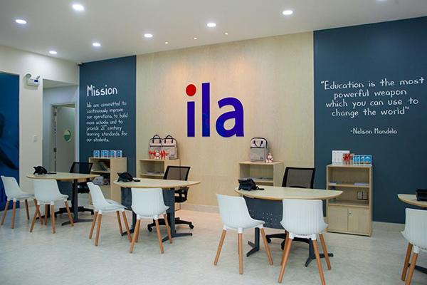 Trung tâm Anh ngữ ILA