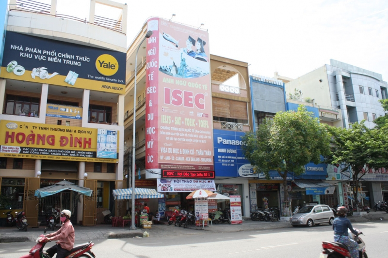 Trung tâm Anh Ngữ ISEC