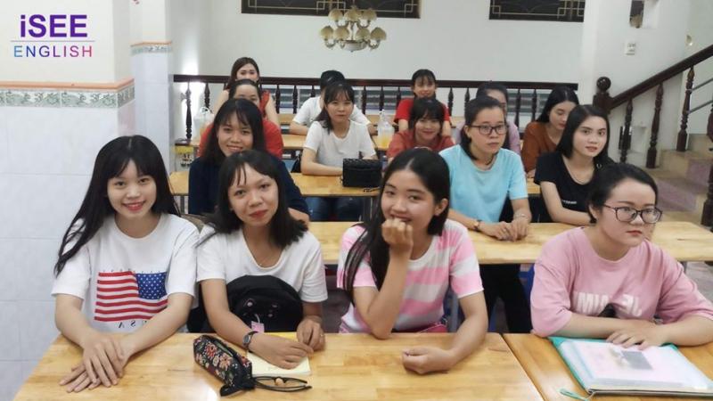 Học viên tại lớp