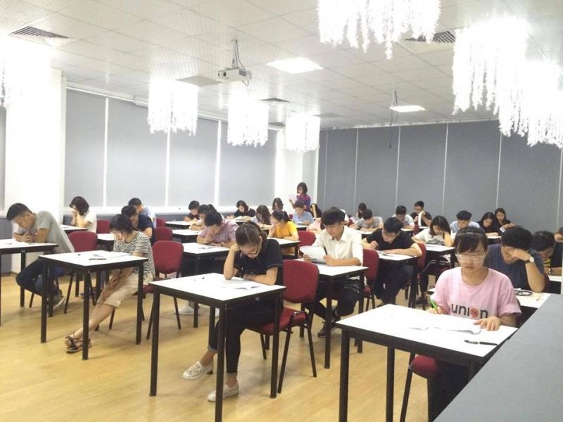 Trung Tâm Anh ngữ Oxford English UK Vietnam