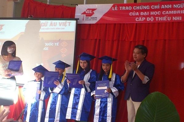 Trung tâm Anh ngữ quốc tế Âu Việt
