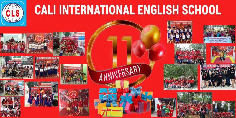 Trung tâm Anh ngữ quốc tế Cali