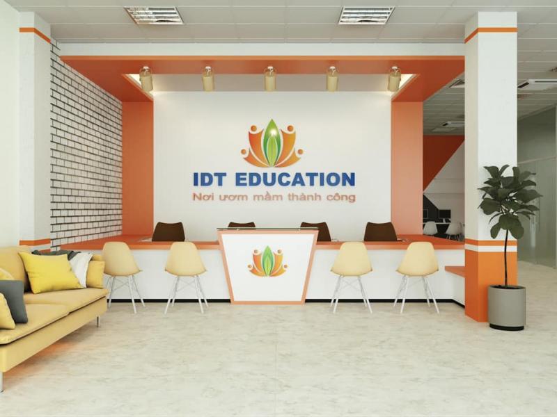 Trung tâm Anh ngữ Quốc tế IDT