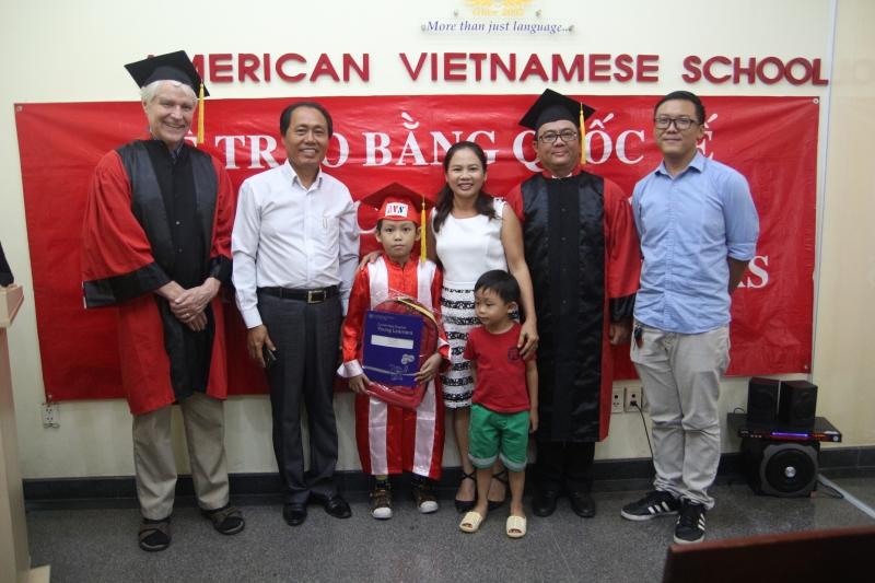 Trung tâm Anh ngữ Quốc tế Mỹ Việt AVS
