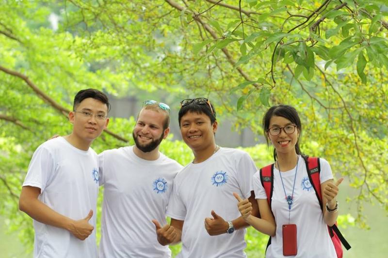 Trung tâm Anh ngữ Saigon American English