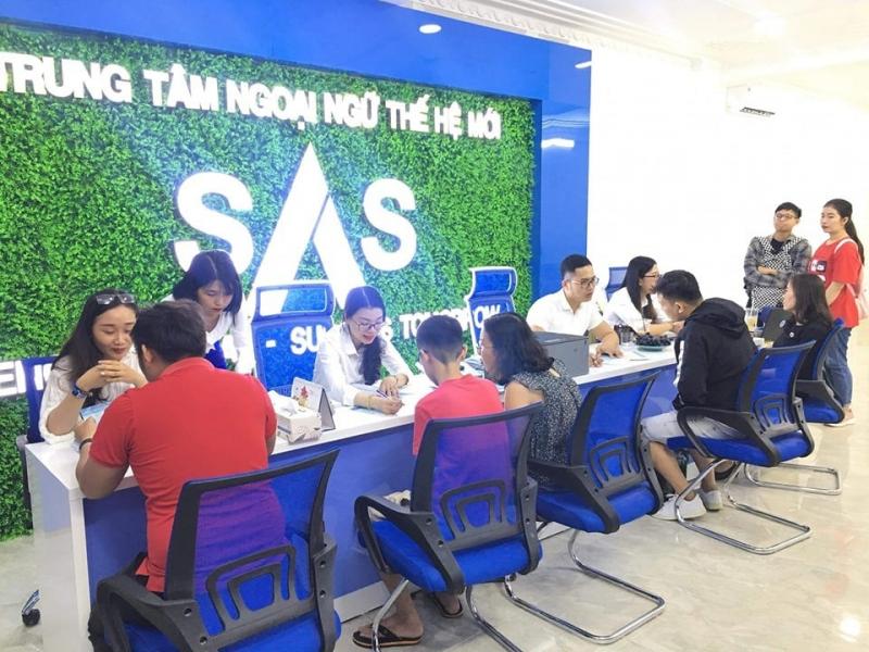 Đủ mọi lứa tuổi đều có thể học trải nghiệm tại SAS