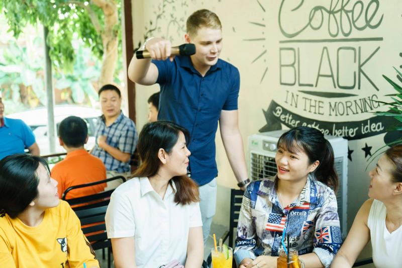 Trung tâm Anh ngữ Saigon American English - SAS