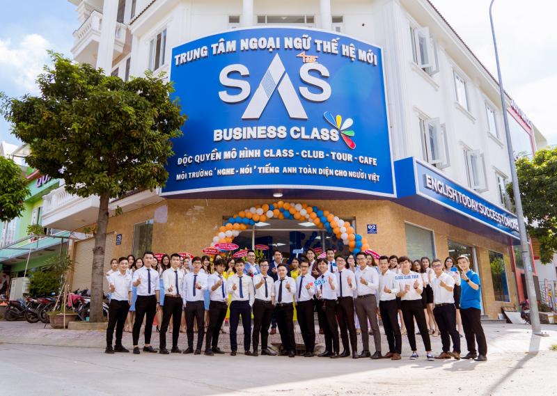 Trung tâm Anh ngữ Saigon American (SAS)