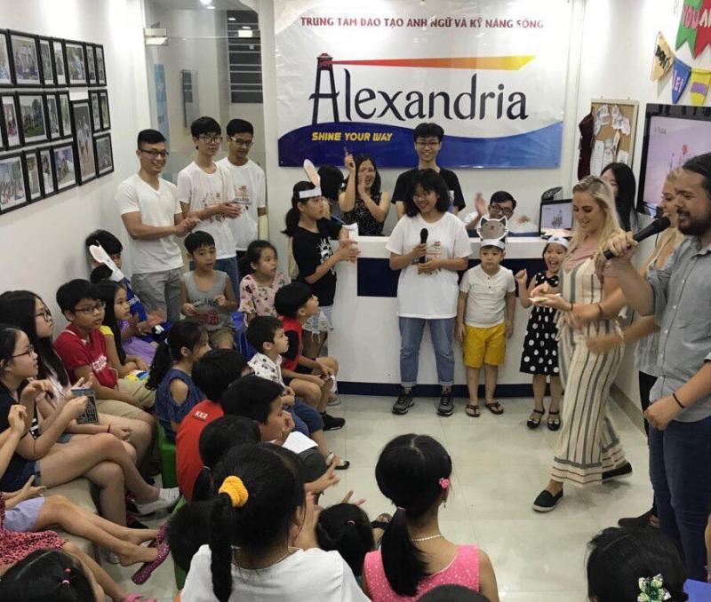 Trung tâm Anh ngữ và Kỹ năng Sống Alexandria