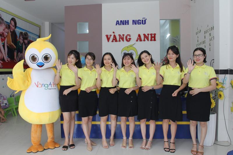 Trung Tâm Anh Ngữ Vàng Anh - Phú Yên