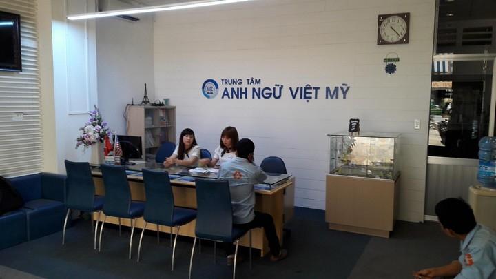 Trung tâm Anh ngữ  Việt - Mỹ