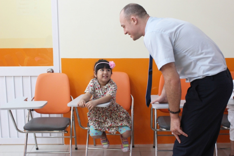 Trung tâm Anh ngữ Việt Mỹ VASS