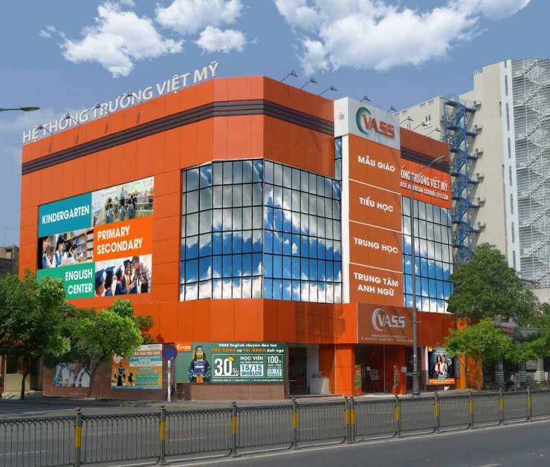 Trung tâm Anh ngữ Việt Mỹ - VASS
