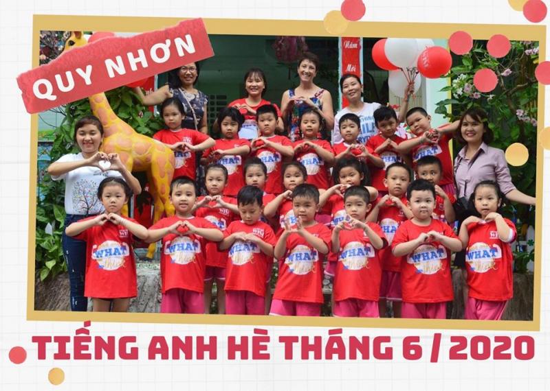 Top 6 trung tâm tiếng Anh tốt nhất tại Bình Định