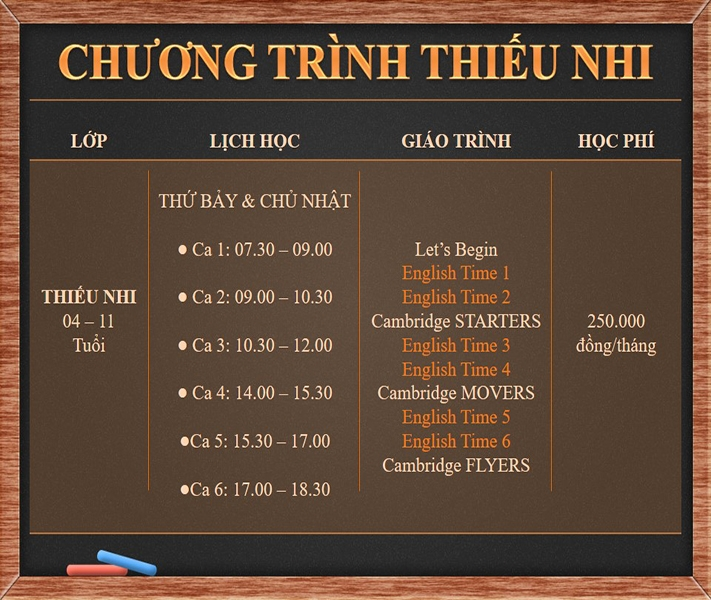 Trung tâm Anh ngữ Work and Win