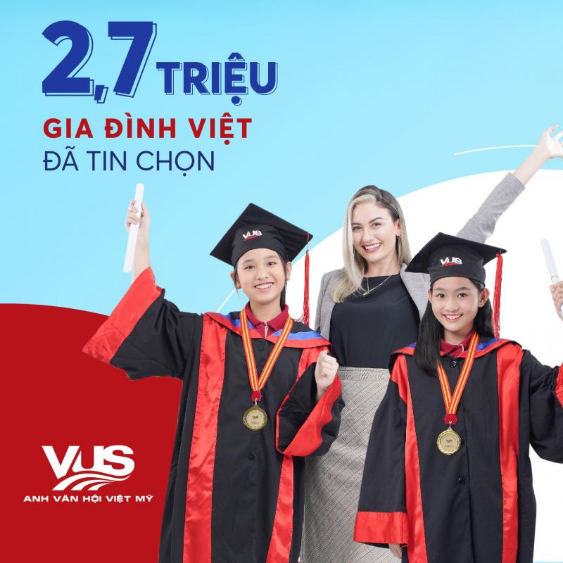 Trung tâm Anh văn Hội Việt Mỹ - Vnus