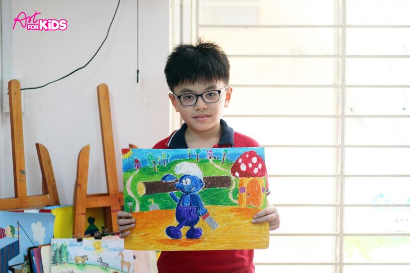 Trung tâm Art for kids Creative Center