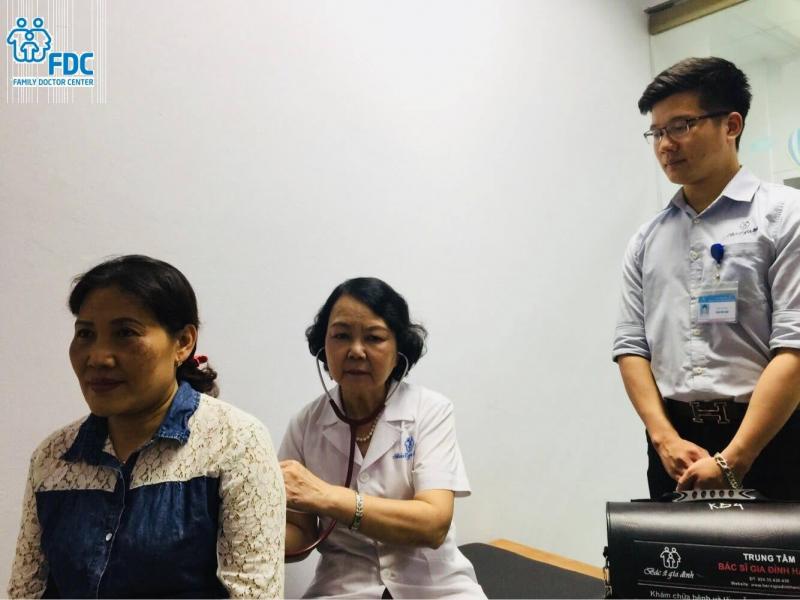 Trung tâm bác sĩ gia đình Hà Thành