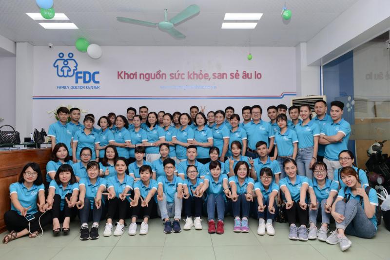 Trung tâm bác sĩ gia đình hà nội