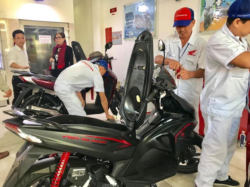 Top 5 Trung tâm bảo dưỡng xe máy honda uy tín nhất Bến Tre