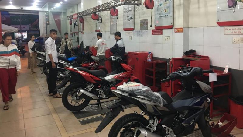 Honda Bình Phúc