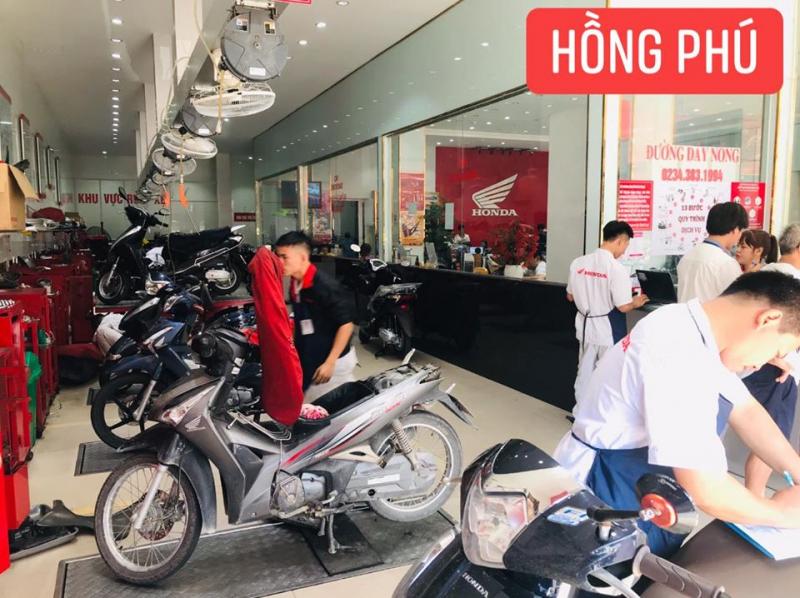 Honda Hồng Phú